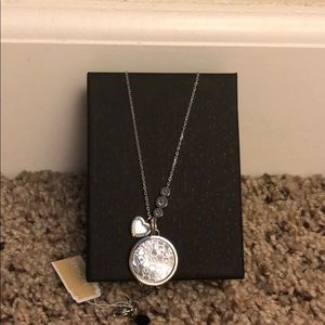 NEW! Silver Michael Kors Necklace